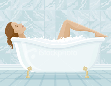 Tuesday, Teddy's thoughts about the bath tub… | Patricia's ...